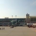 incheon airport seoul korea at morning