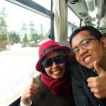 Tateyama Kurobe Alphine Route Japan - Tateyama Highland Bus